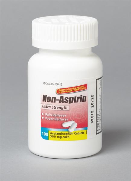 Acetaminophen Extra Strength Rapid Release Gelcaps