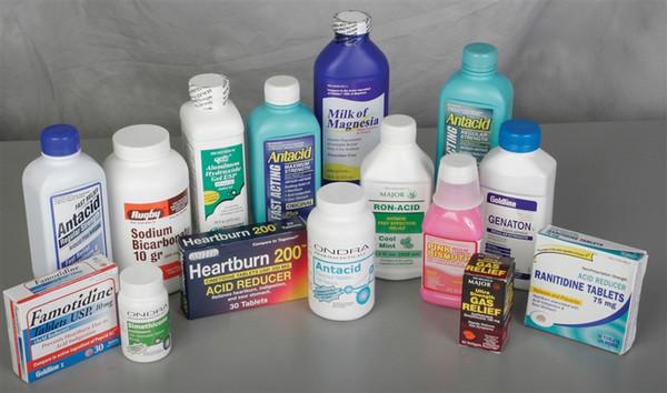 Acid Gone Antacid Tablets