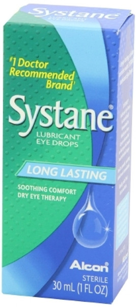 Lubricant Eye Drops Systane