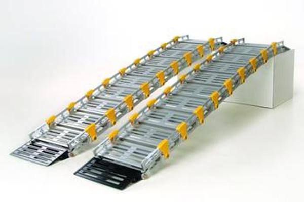 "12"" Twin Track Roll-A-Ramp"
