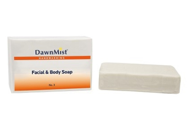 DawnMist Soap Bar Individually Wrapped