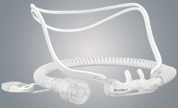 Nasal Cannula High Flow AcuCare Adult Curved Prong / NonFlared Tip
