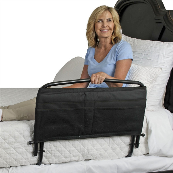 """30"""" Safety Bed Rail and Padded Pouch"""