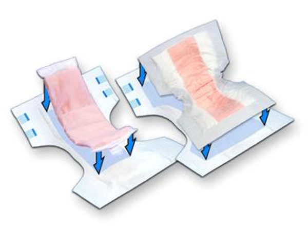 Tranquility TopLiner Booster Pad and Contour Pad