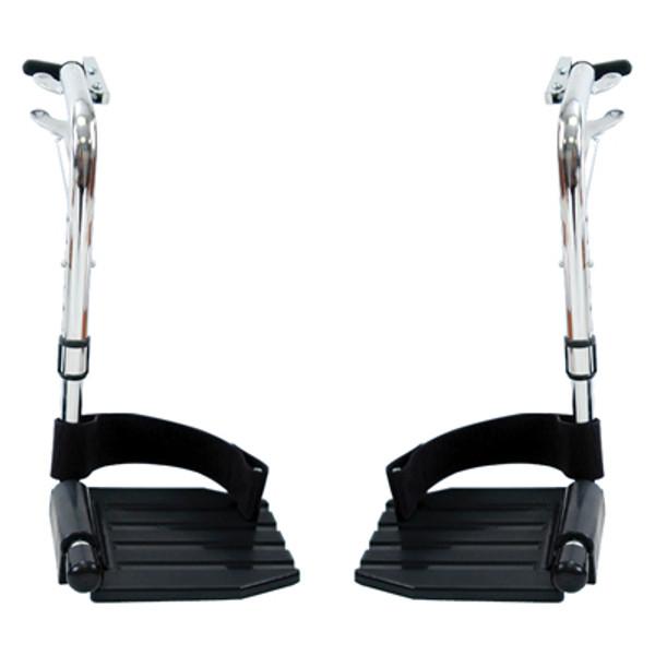 Aluminum Footrest