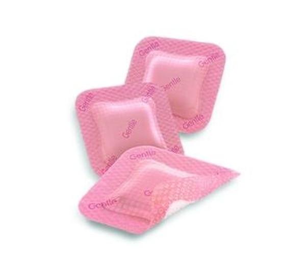 Allevyn Gentle Border Gel Adhesive Hydrocellular Foam Dressing