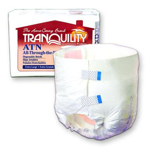 Tranquility ATN (All-Through-the-Night) Disposable Brief