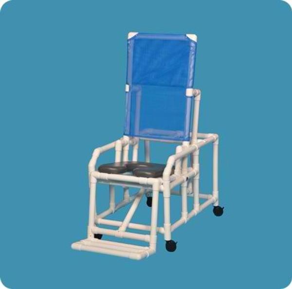 2 Position Easy-Tilt Shower Chair