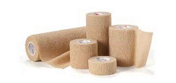 ReliaMed Easy-Tear Cohesive Bandages