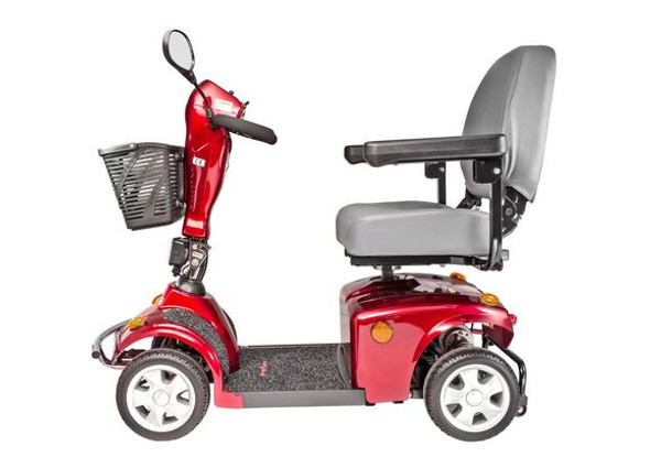 FreeRider FR 168-4S 4-Wheel Mobility Scooter
