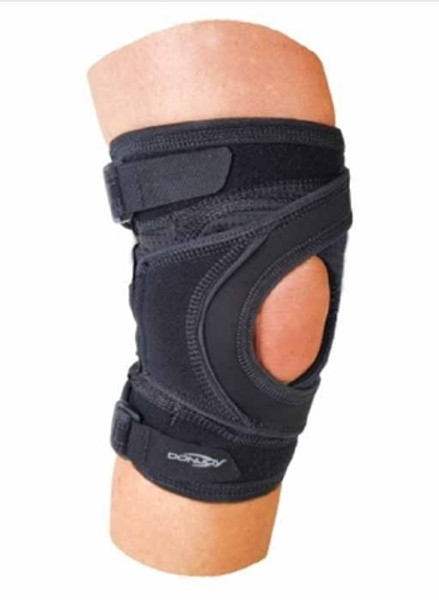 Knee Brace Tru Pull Lite Strap Closure
