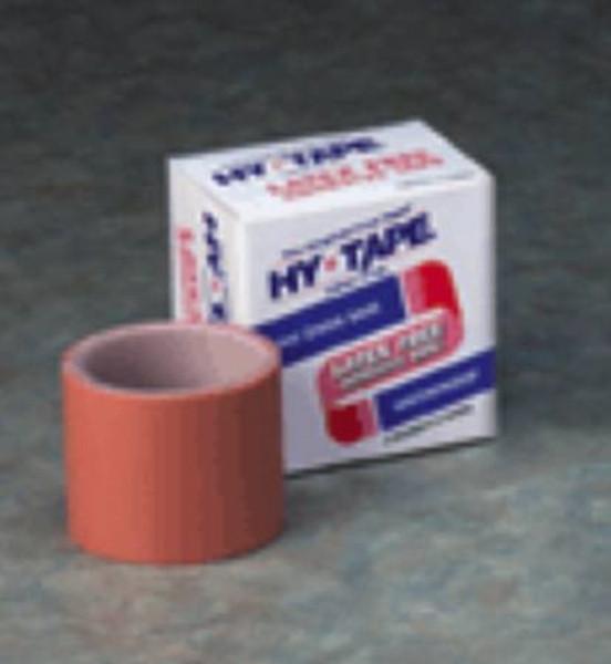 Medical Tape Hy Tape Waterproof Zinc Oxide Based Adhesive Pink NonSterile