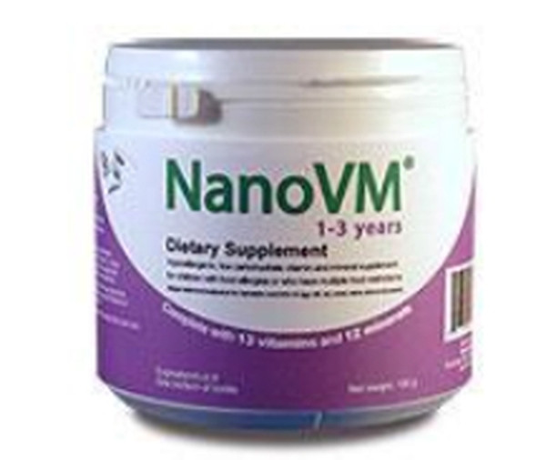 Pediatric Oral Supplement NanoVM