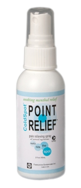 point relief coldspot lotion