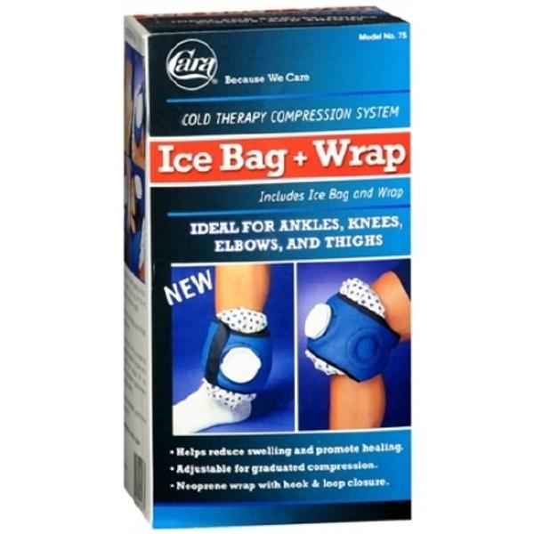 Ice Bag and Wrap Cara
