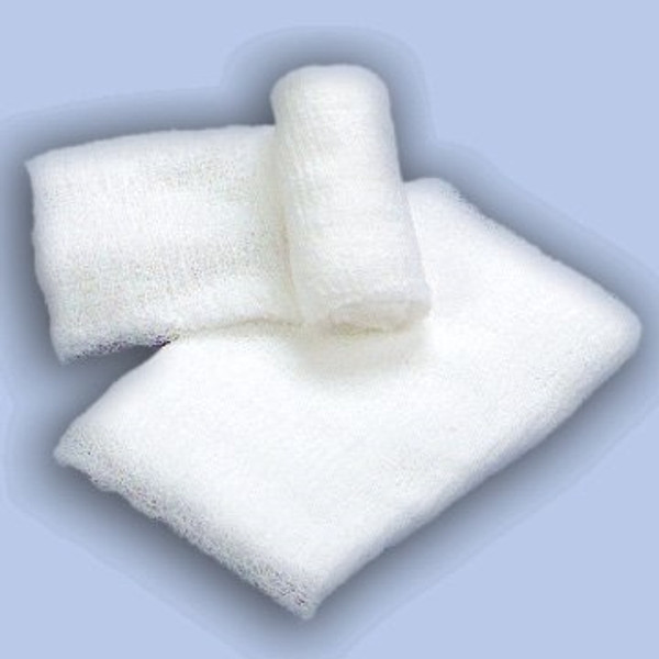 Fluff Bandage Roll Fluftex Gauze Roll Sterile