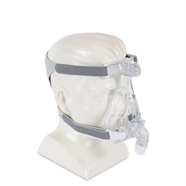 Respironics Amara Full Face CPAP Mask and Headgear