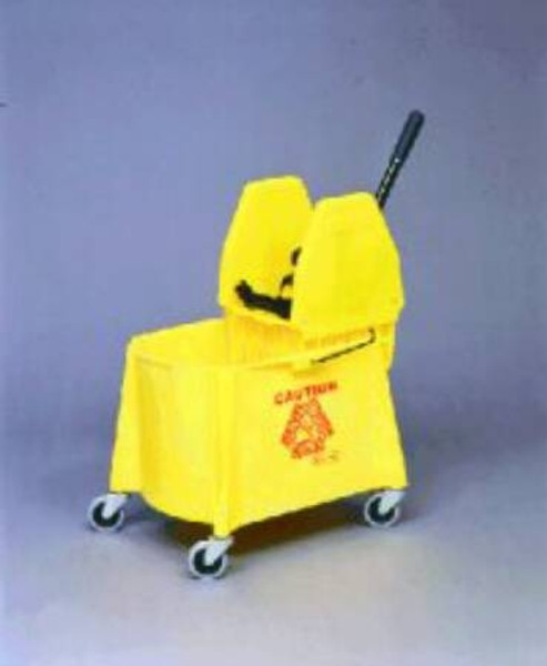 Mop Bucket with Ringer, Rubbermaid - 44 Quart