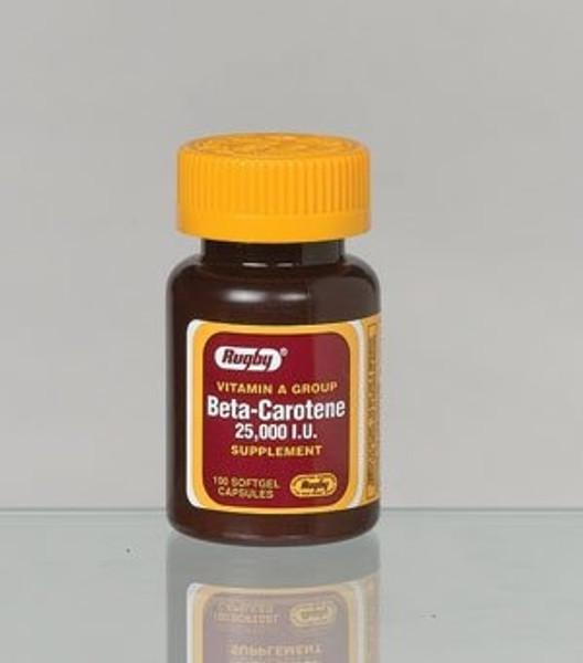 Beta-Carotene Supplement 25000 IU