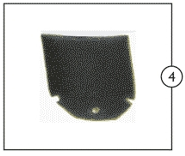 XPO2 Inlet Particle Filters