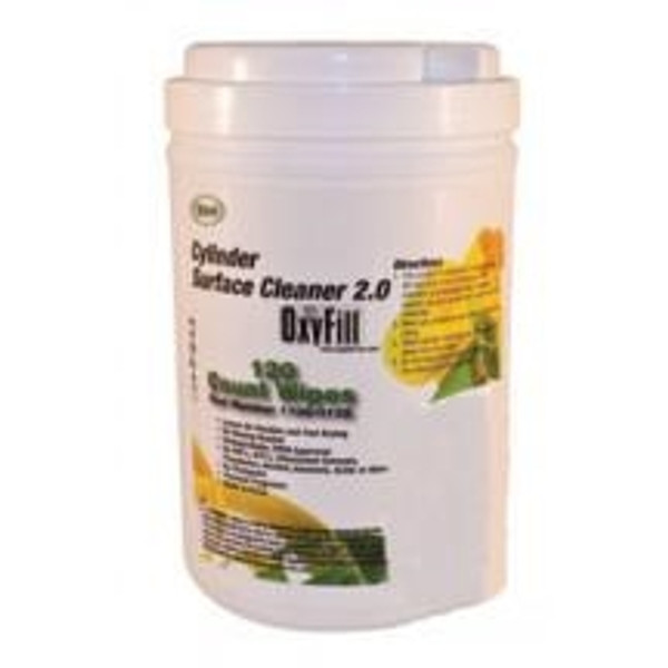 OxyFill Surface Cylinder Wipes 1100-0132