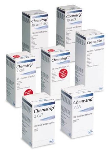 Urine Reagent Strip Chemstrip
