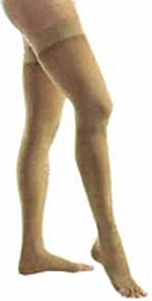 Stocking Thigh-High Beige