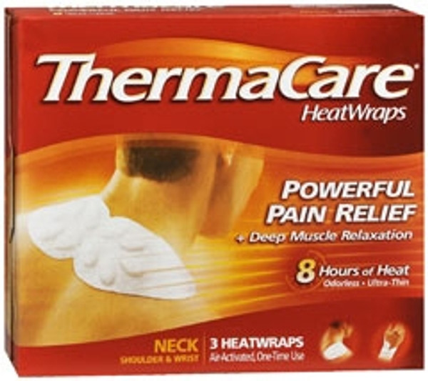 Heat Wrap ThermaCare