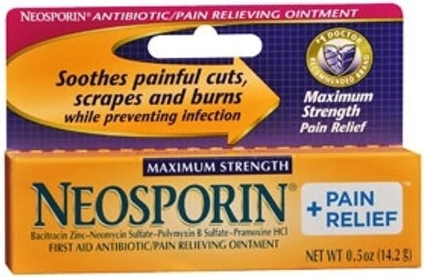 First Aid Antibiotic Neosporin