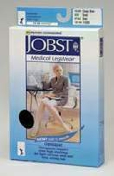 Compression Stockings JOBST Thigh High Natural Open Toe