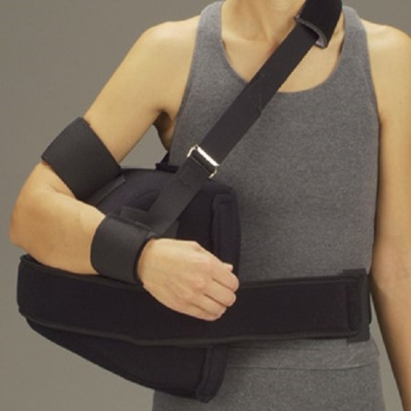 Shoulder Abduction Pillow DeRoyal Medium Foam Left or Right Shoulder