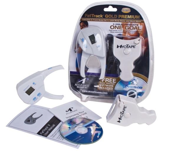 accumeasure digital skinfold caliper
