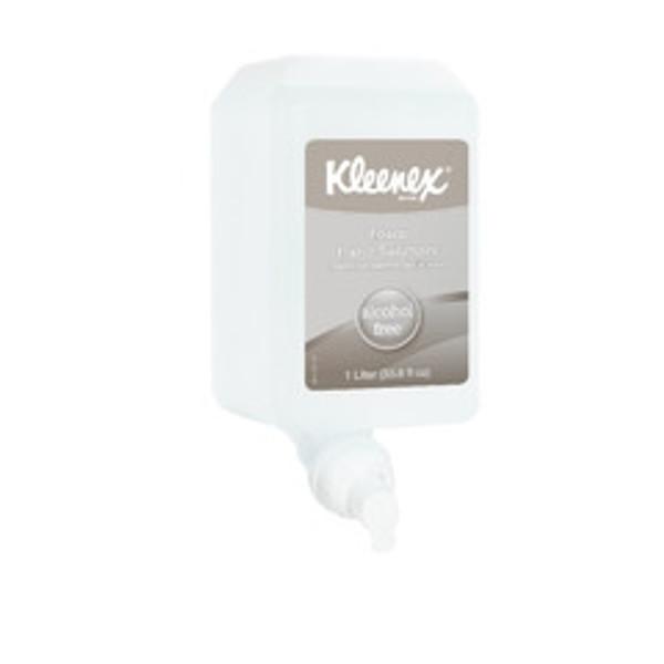 Alcohol Free Foam Hand Sanitizer KLEENEX