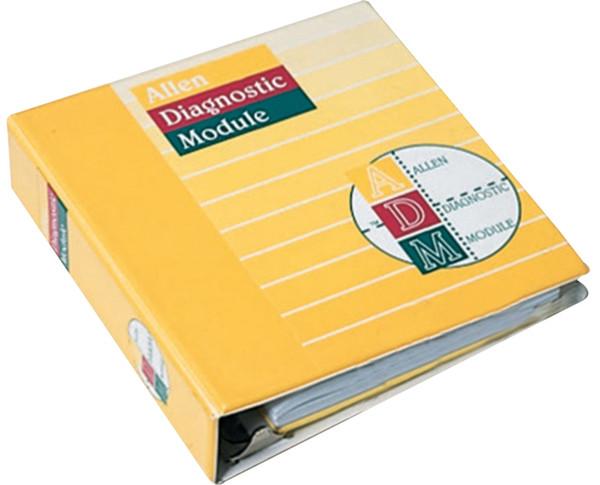 Allen Diagnostic Module Instruction Manual