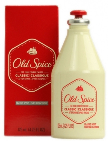 After Shave Old Spice Bottle