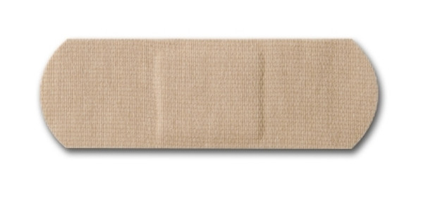 Adhesive Bandages - Fabric Strip