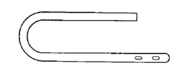Ostomy Catheter Curved
