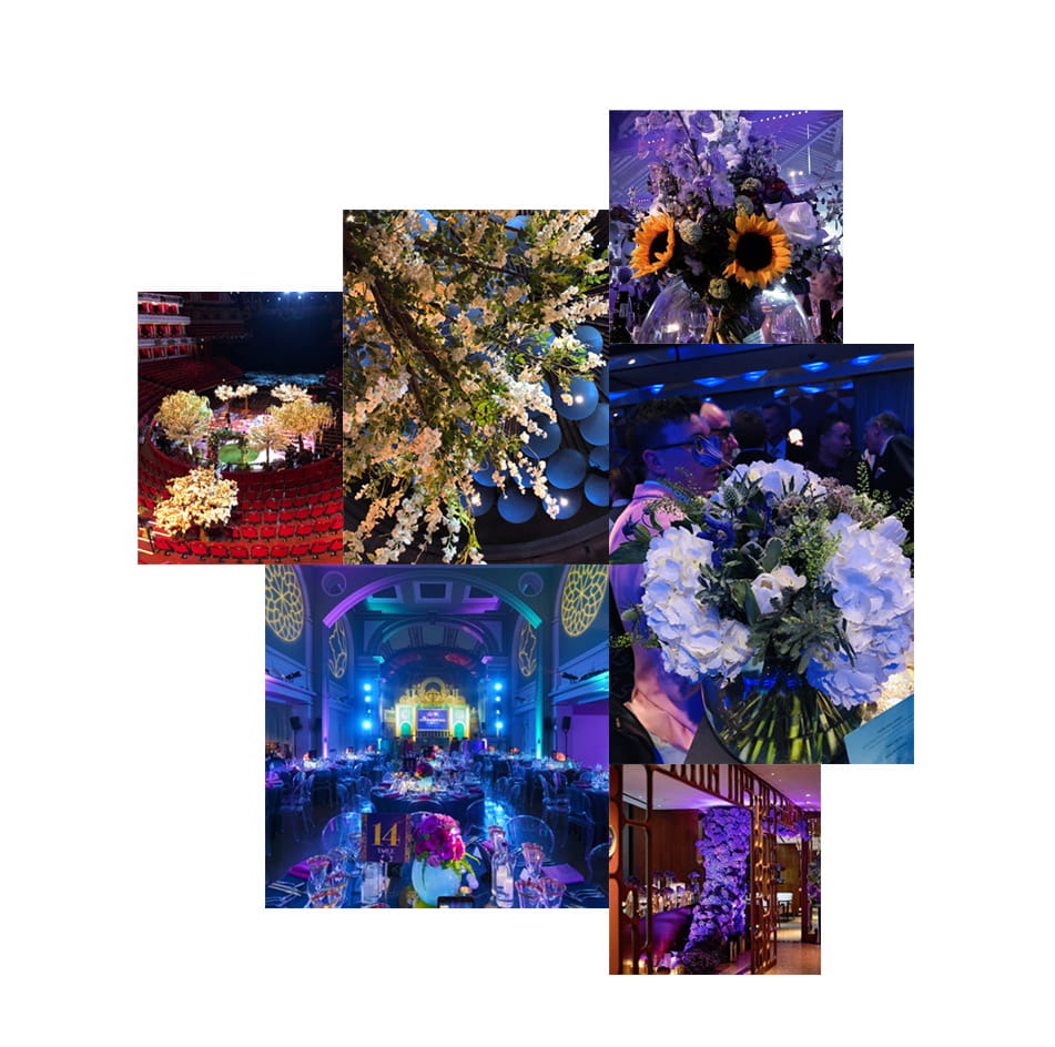 Events Flowers