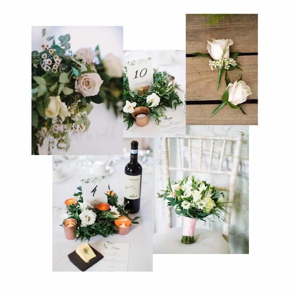 Flowers For Weddings London UK