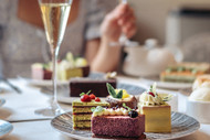 InterContinental London Park Lane:  A Royal Afternoon of Flowers and Afternoon Tea