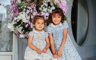 Trotters London : A Flower Themed Photoshoot