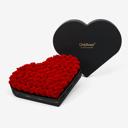 Infinite Heart Red Gift Box