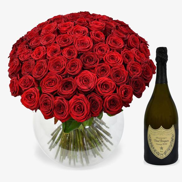 Love To Tango & Dom Perignon