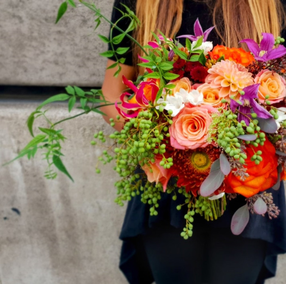 Taster Hand Tied Bouquets