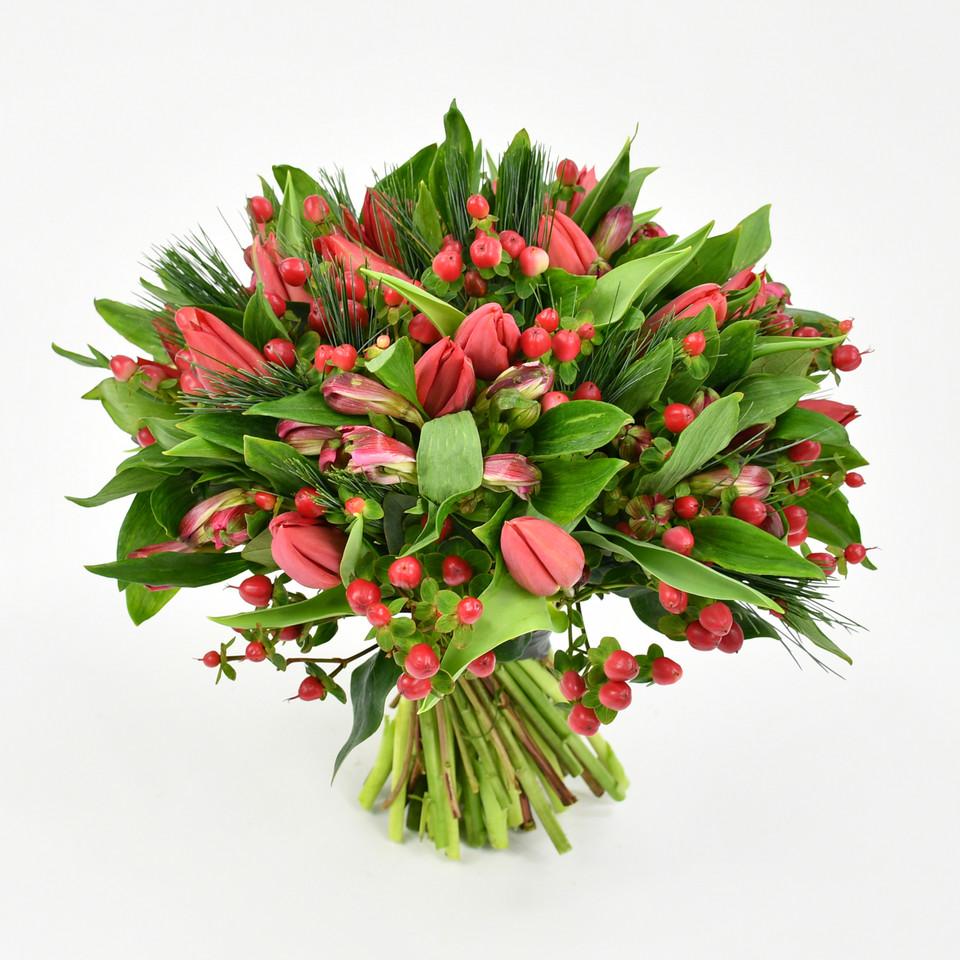 Christmas Tulips