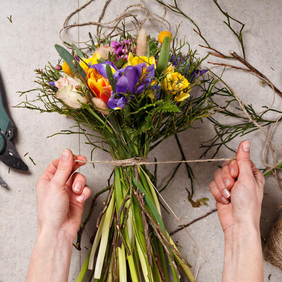 Wild & Natural Vase Arrangement
