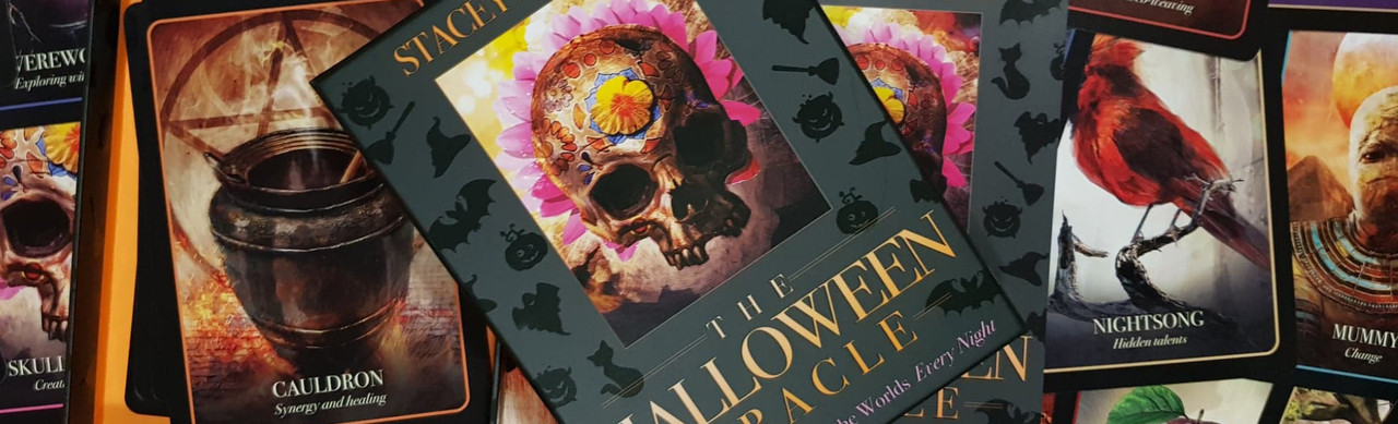 The Halloween Oracle: Experience the scariest night of the year - every night.