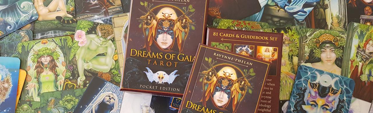 Dreams of Gara Tarot: Pocket Edition