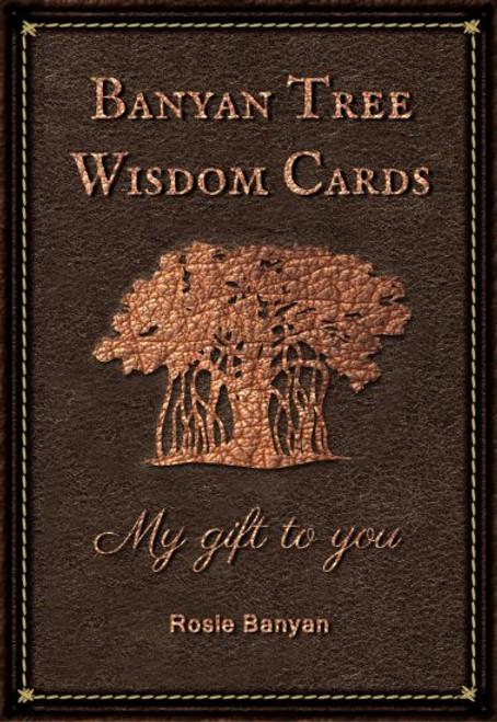 Banyan Tree Wisdom Cards