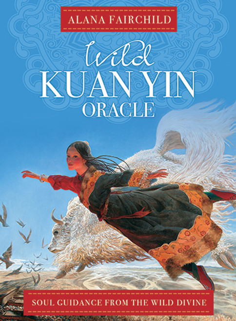 Wild Kuan Yin Oracle Deck (New Edition)
